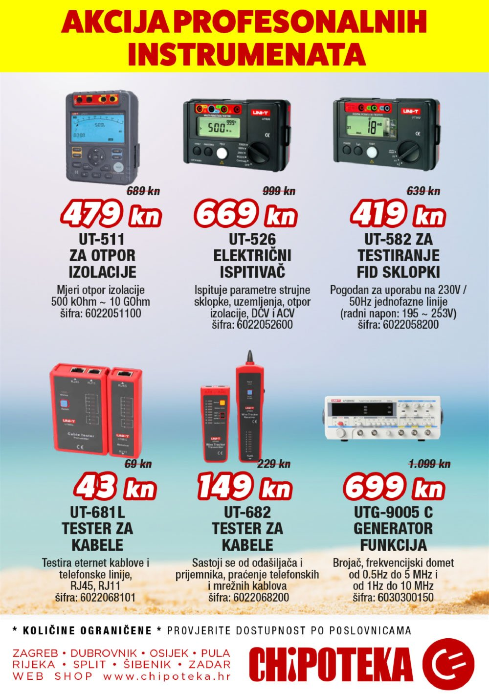 Chipoteka katalog Akcija 06.07.-06.08.2018.