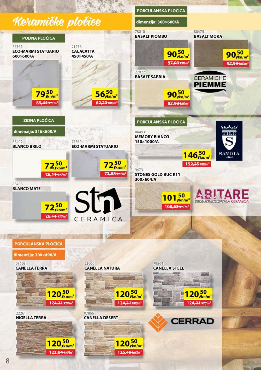 Smit Commerce katalog Sve za gradnju i opremanje stana od 15.08. do 14.09.2017.