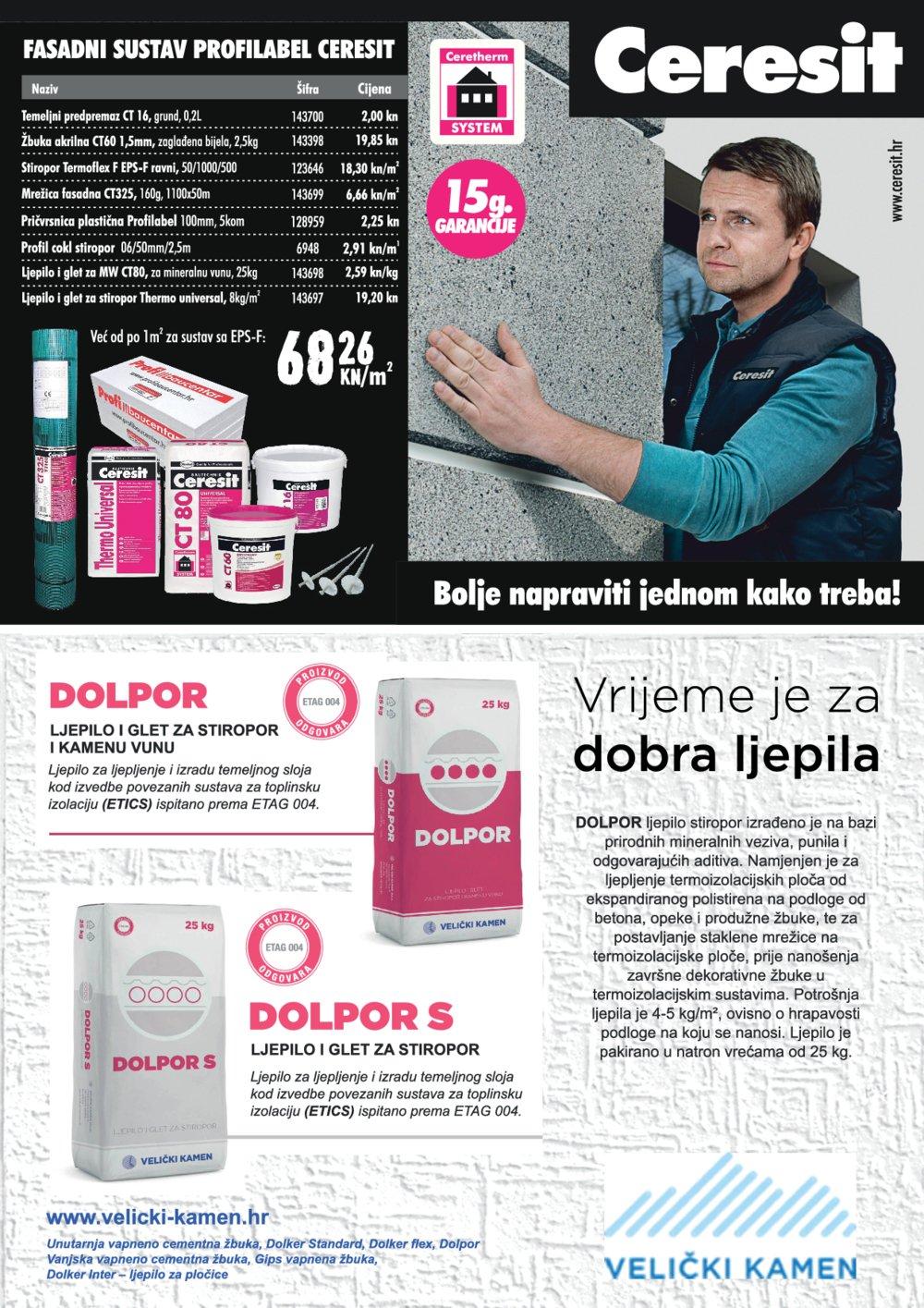 Profi baucentar katalog vrtnog namještaja od 24.07. do 30.9.2018. Zagreb Slavonija Rijeka Pula