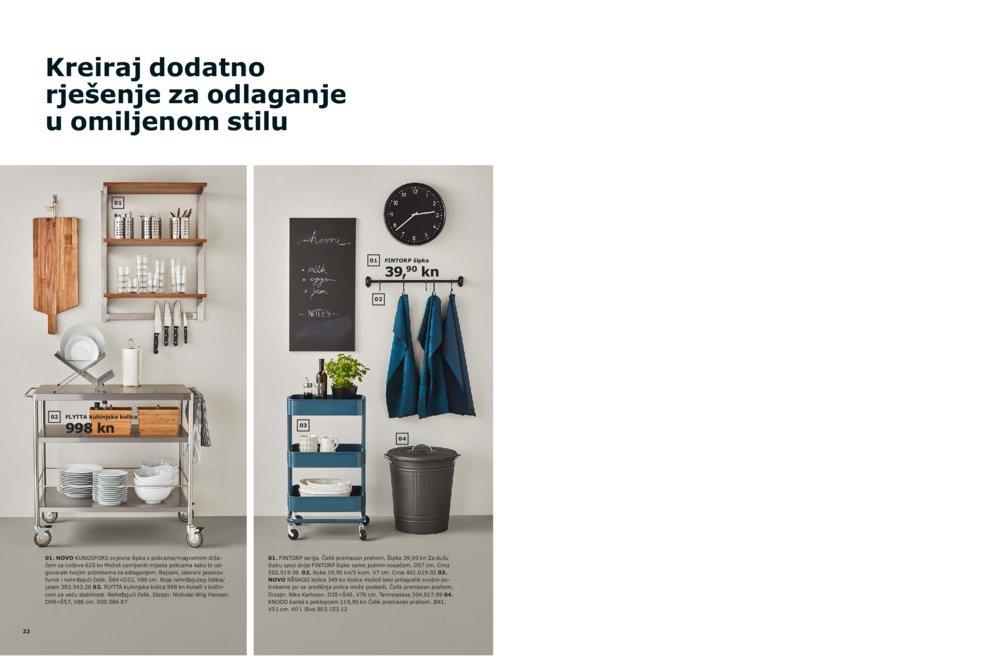 Ikea katalog Kuhinje 11.09.-30.06.2019.