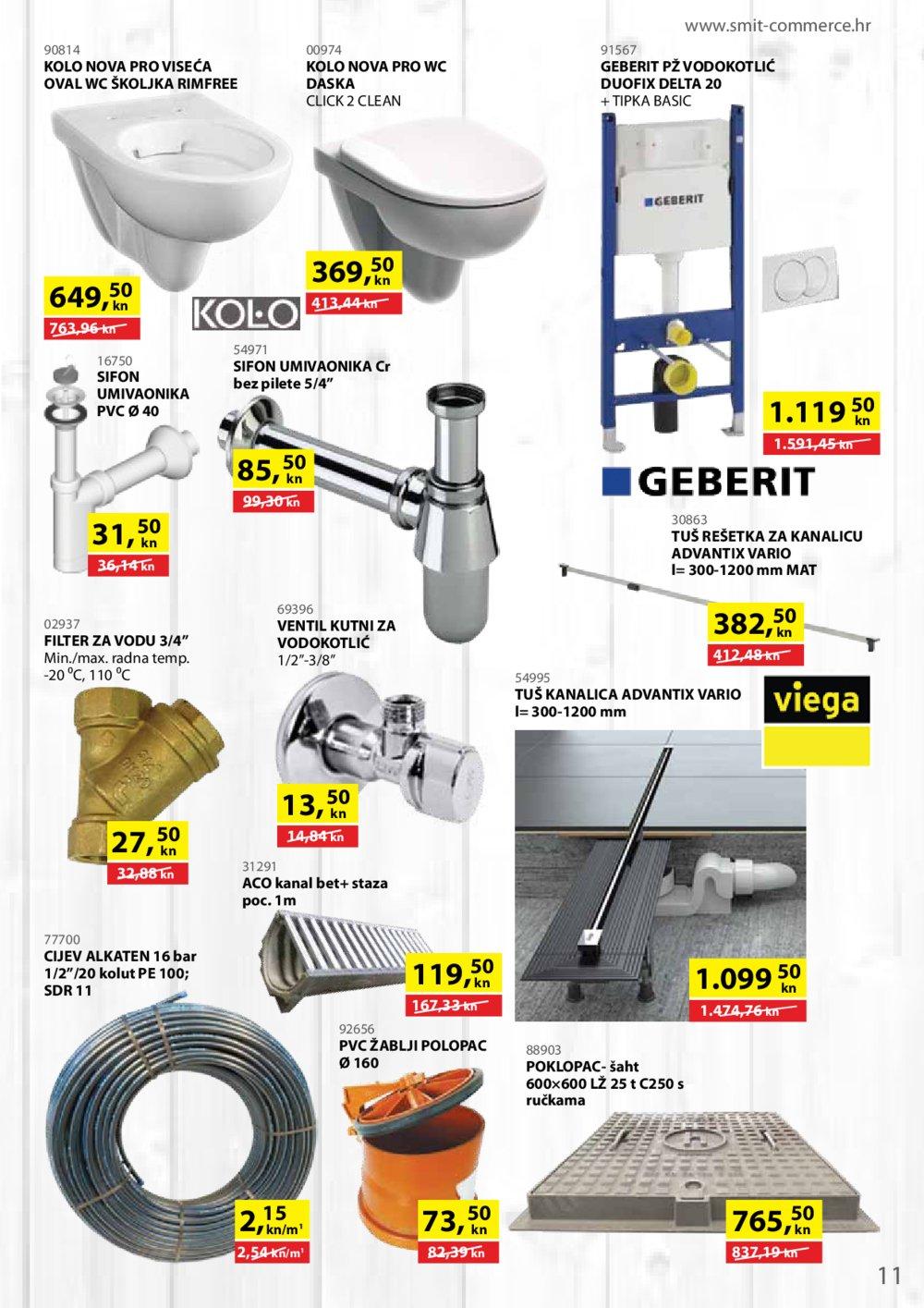 Smit Commerce katalog Akcija 15.09.-14.10.2018.