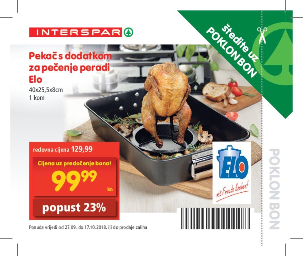 Interspar katalog bonovi od 27.09. do 17.10.2018,