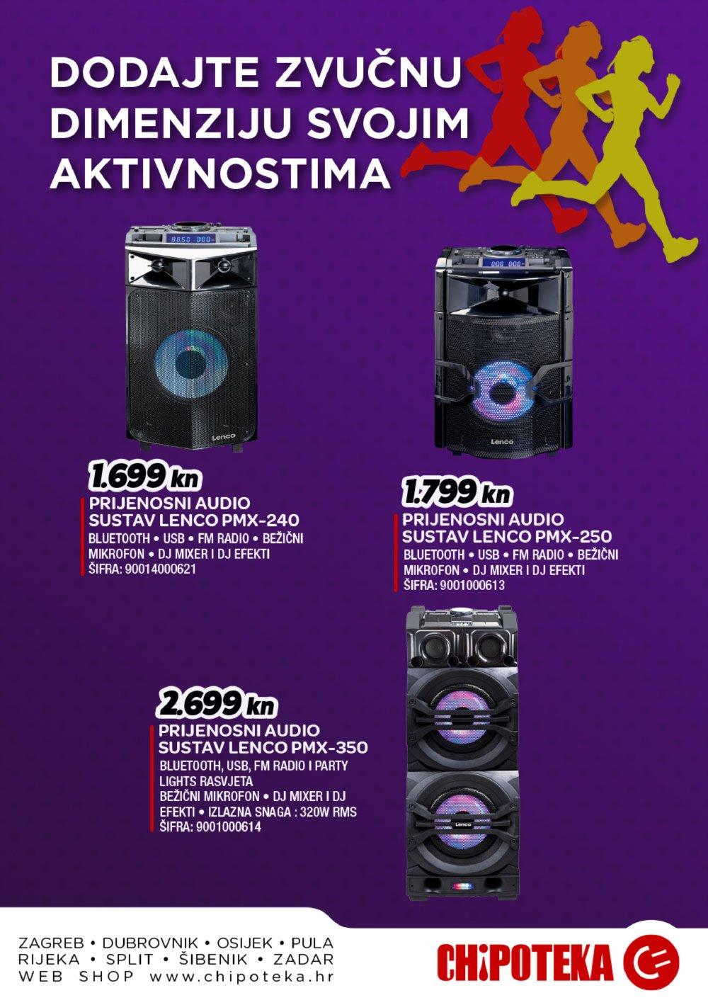 Chipoteka katalog Elektronike 9.10.-9.11.2018.