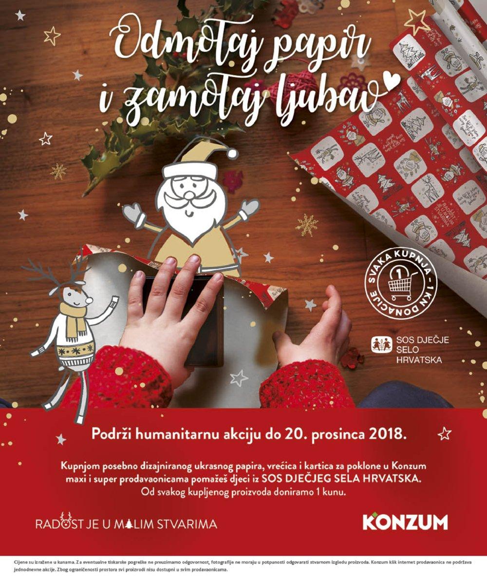 Konzum katalog Akcija od 21.11.-31.12.2018.
