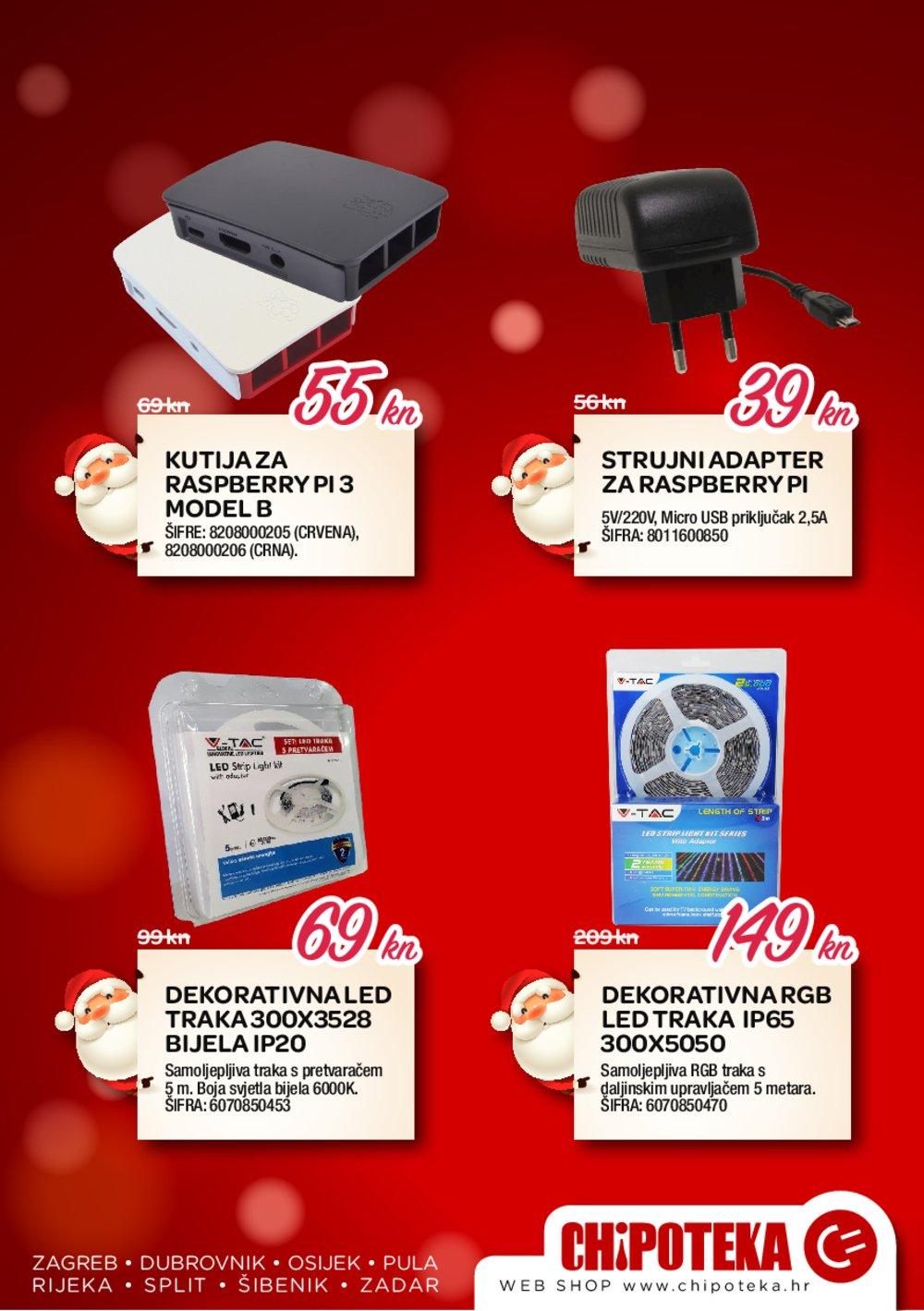 Chipoteka katalog Akcija 01.12.-31.12.2018.