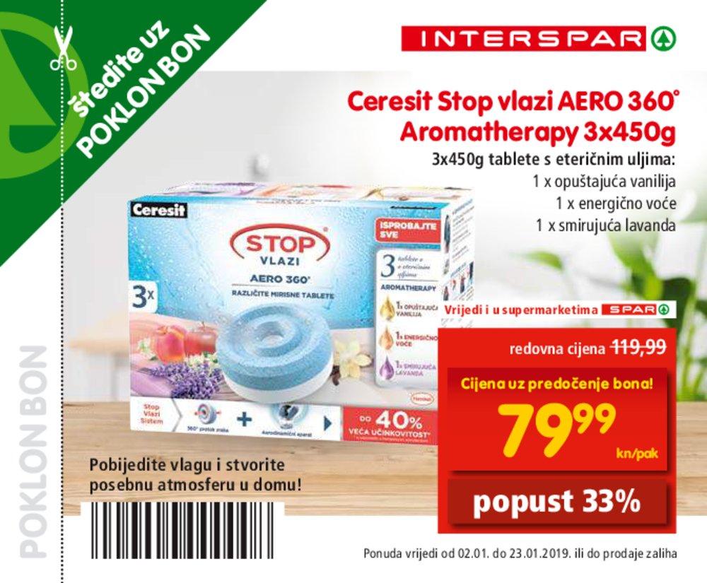 Interspar katalog Bonovi 02.01.-23.01.2019.