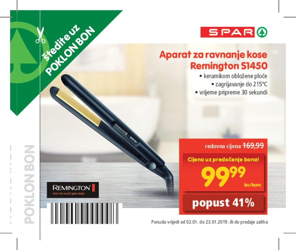 Spar katalog Bonovi 02.01.-23.01.2019.