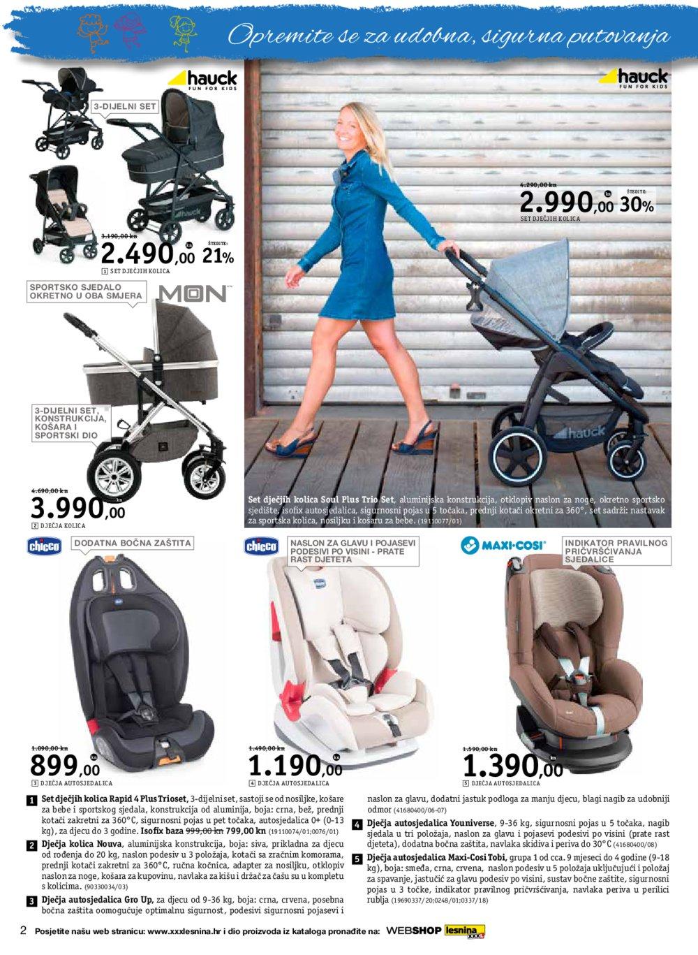 Lesnina katalog Baby special 01.09. - 30.09.2017.