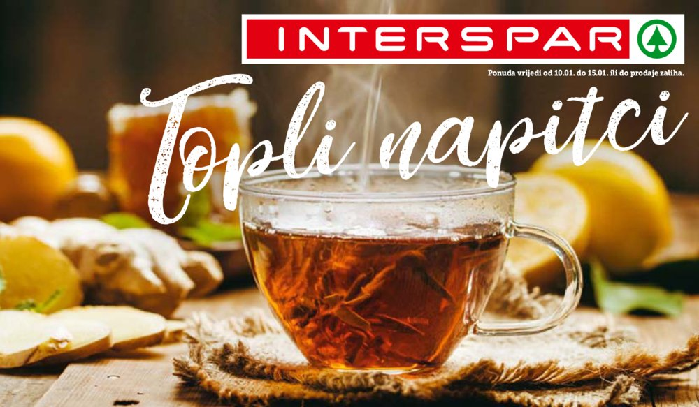 Interspar katalog Akcija 10.1.-22.01.2019.