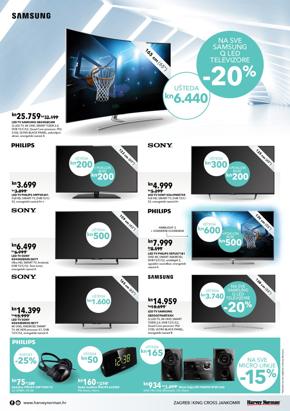 Harvey Norman katalog Akcija 05.09.-03.10.2017.