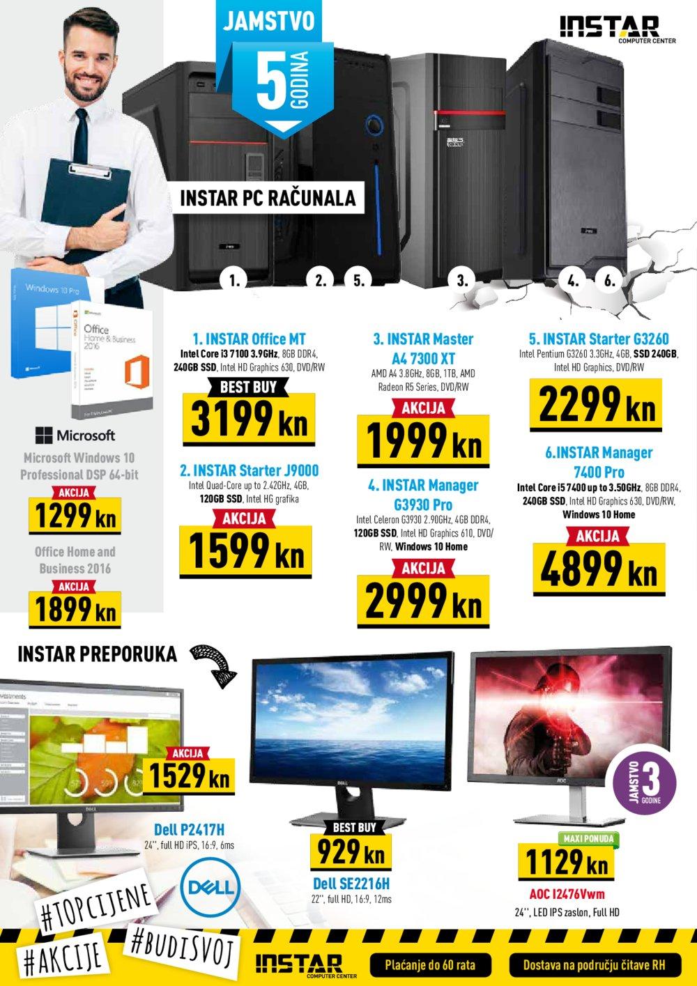 Instar Informatika katalog Best Buy Jesen 2017. 01.09.- 31.10.2017.