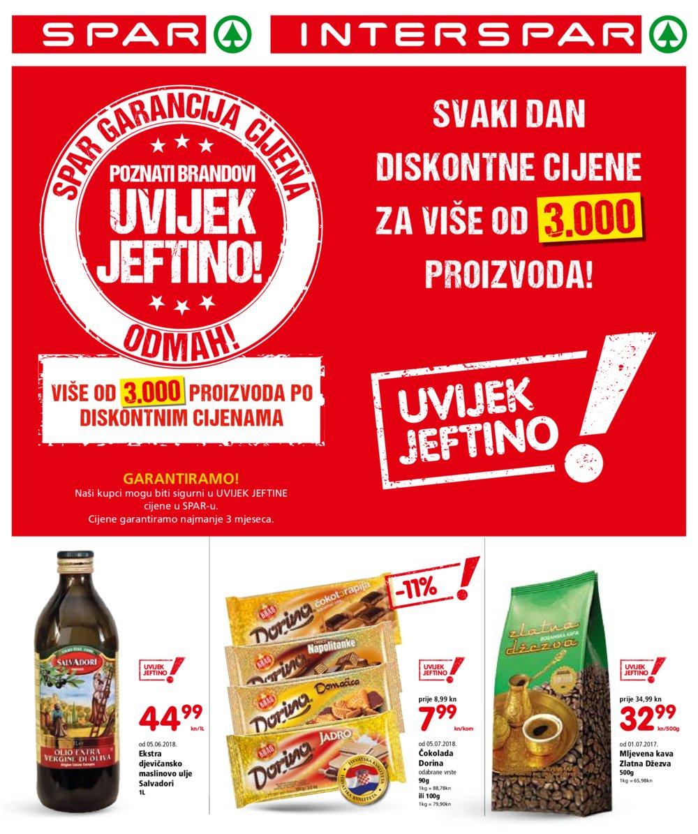 Interspar katalog Uvijek jeftino 30.01.-12.02.2019.