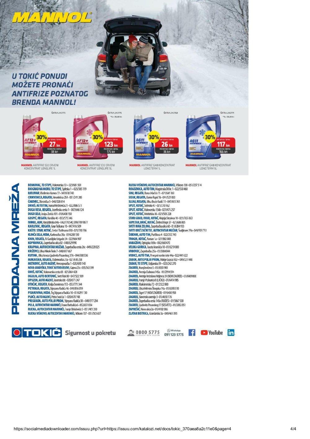 Tokić katalog Akcija 01.02.-28.02.2019.