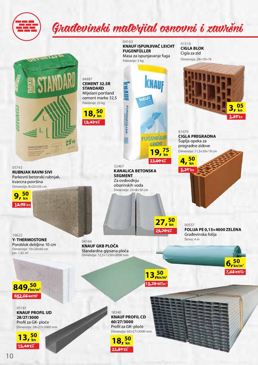 Smit commerce katalog Sve za gradnju i opremanje stana 15.02.-14.03.2019.