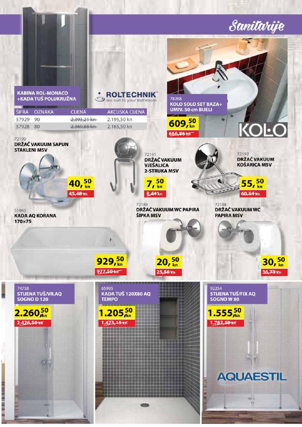 Smit Commerce katalog Sve za gradnju i opremanje stana 15.09.-14.10.2017.