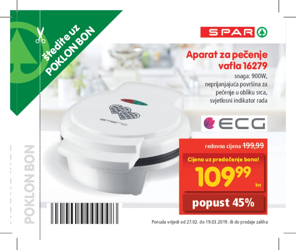 Spar katalog Bonovi 27.02.-19.03.2019.