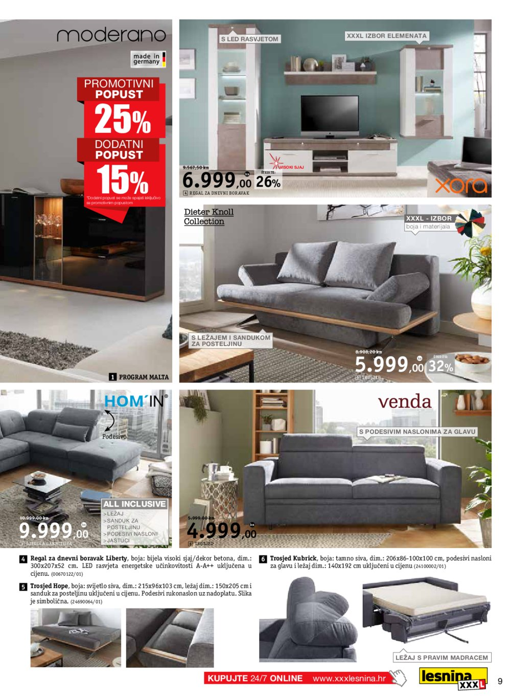 Lesnina katalog Akcija 05.03.-20.03.2019.