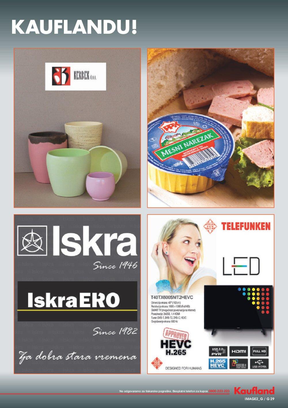 Kaufland katalog Biraj najbolje za sebe! 20.4.-26.4.2017.