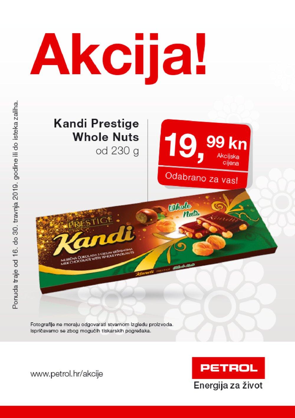 Petrol Letak Akcija Kandi 16.04.-30.04.2019.