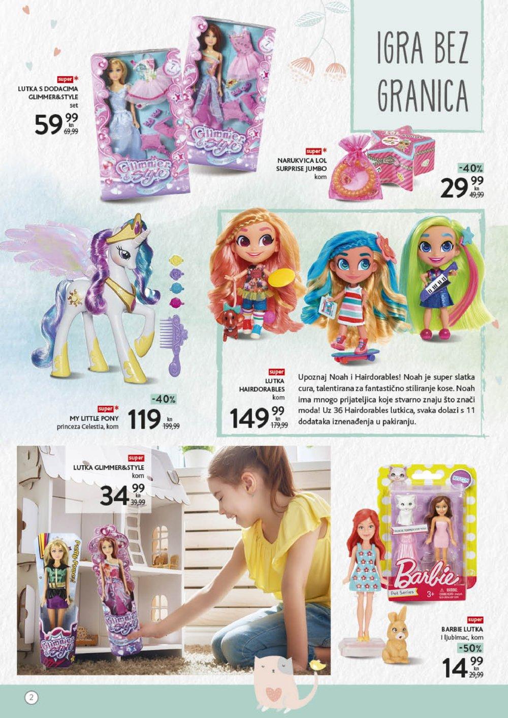 Konzum katalog igračaka 04.04.-24.04.2019.