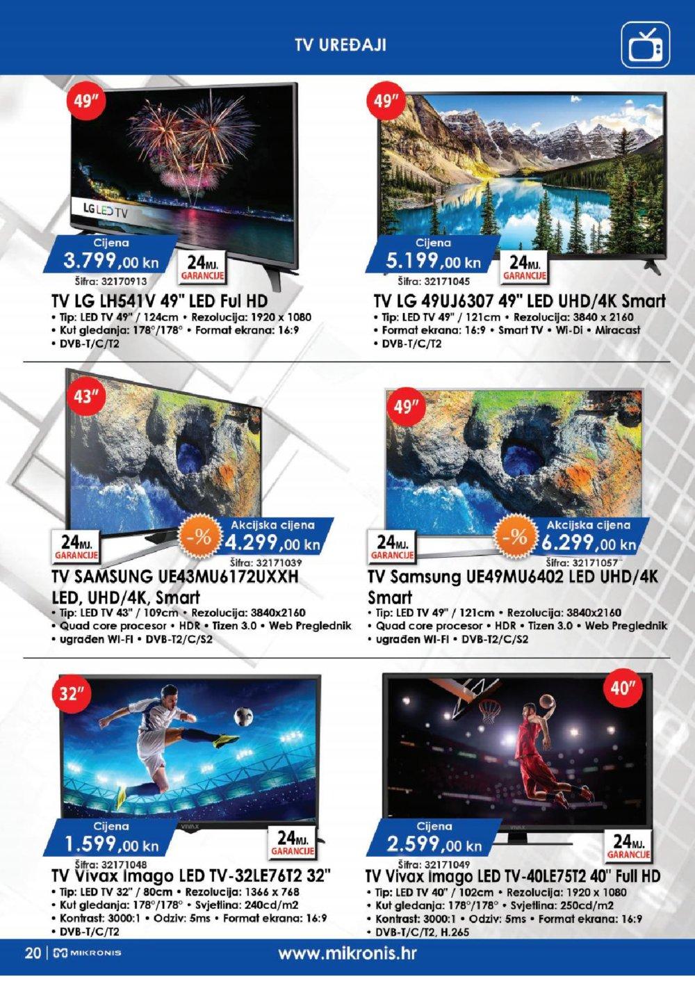 Mikronis katalog Rujan/Listopad 2017 20.09.-31.10.2017.