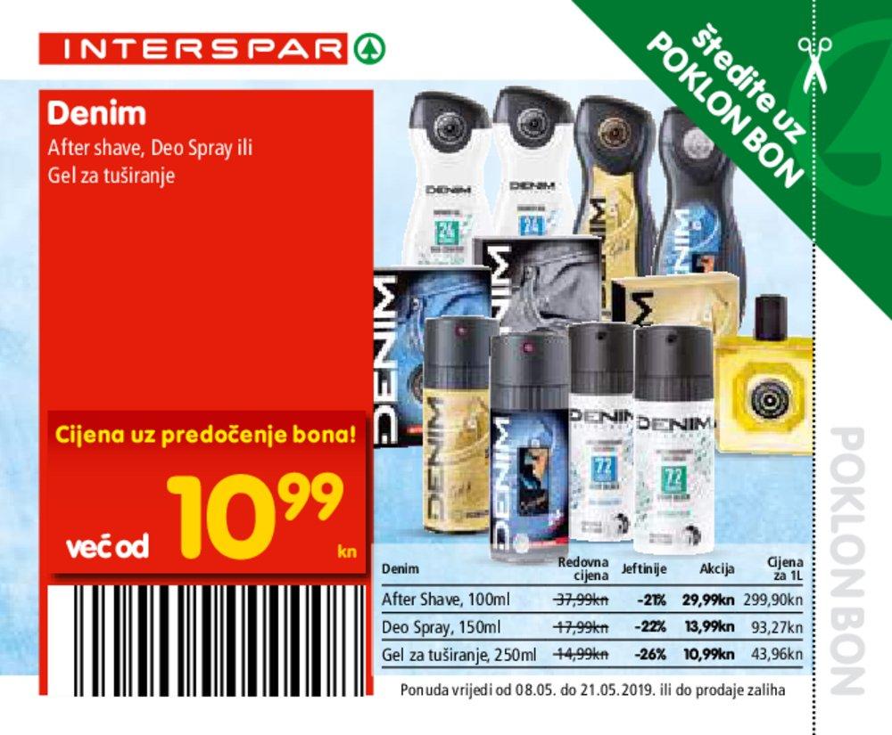Interspar katalog Bonovi 08.05.-21.05.2019. Hipermarketi