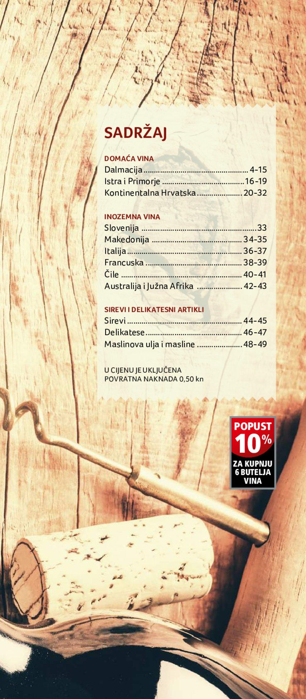 Interspar katalog Vina od 27.09. - 17.10.2017.