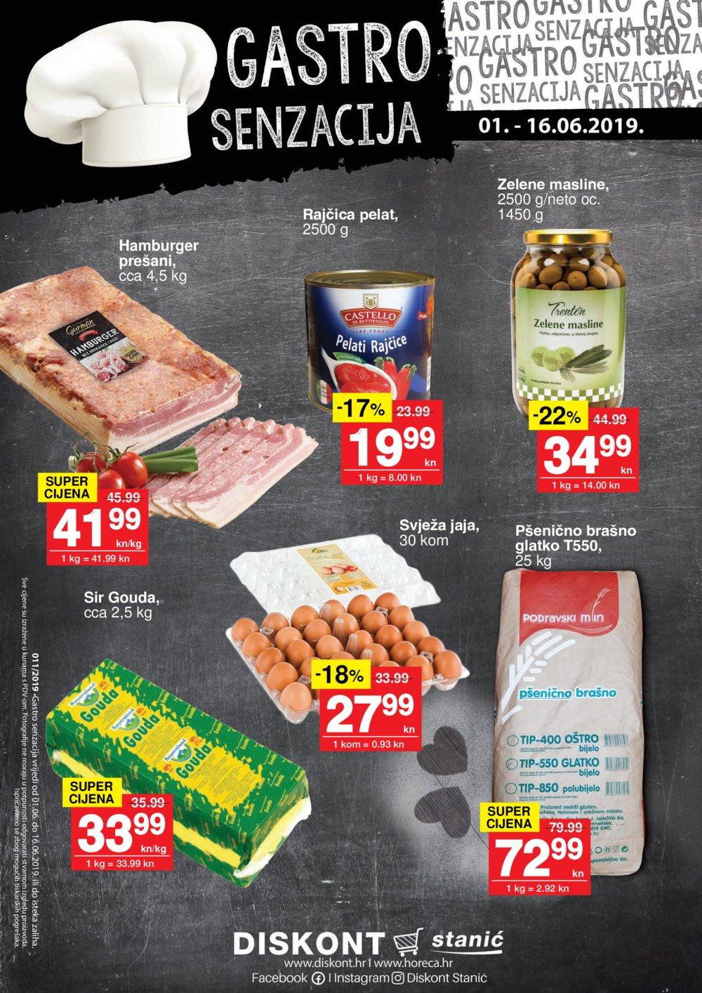 Stanić katalog Gastro 01.06.-16.06.2019.