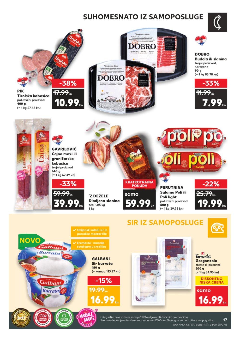 Kaufland katalog akcija 13.06.-18.06.2019.