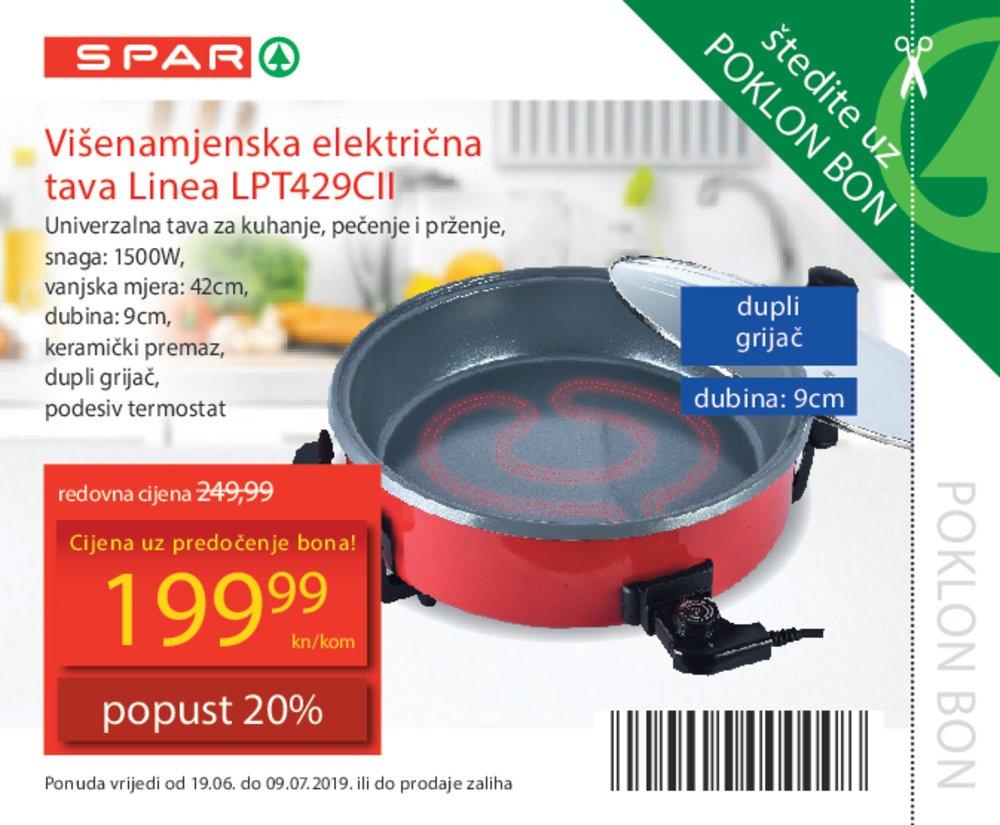 Spar Knjižica bonova 19.06.-09.07.2019.