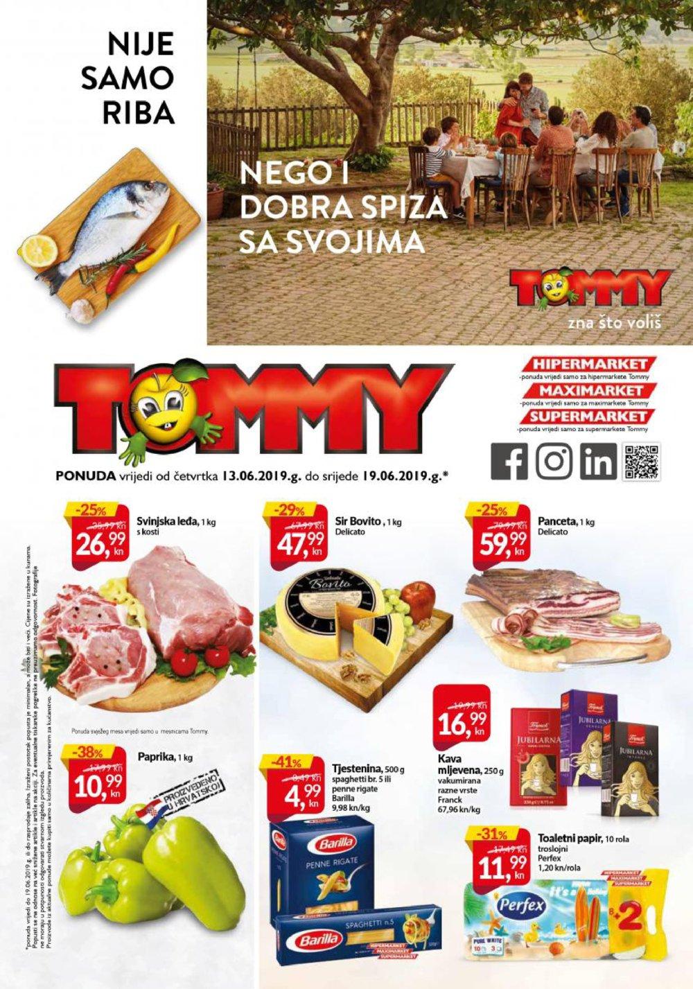 Tommy katalog Akcija 13.06.-19.06.2019.