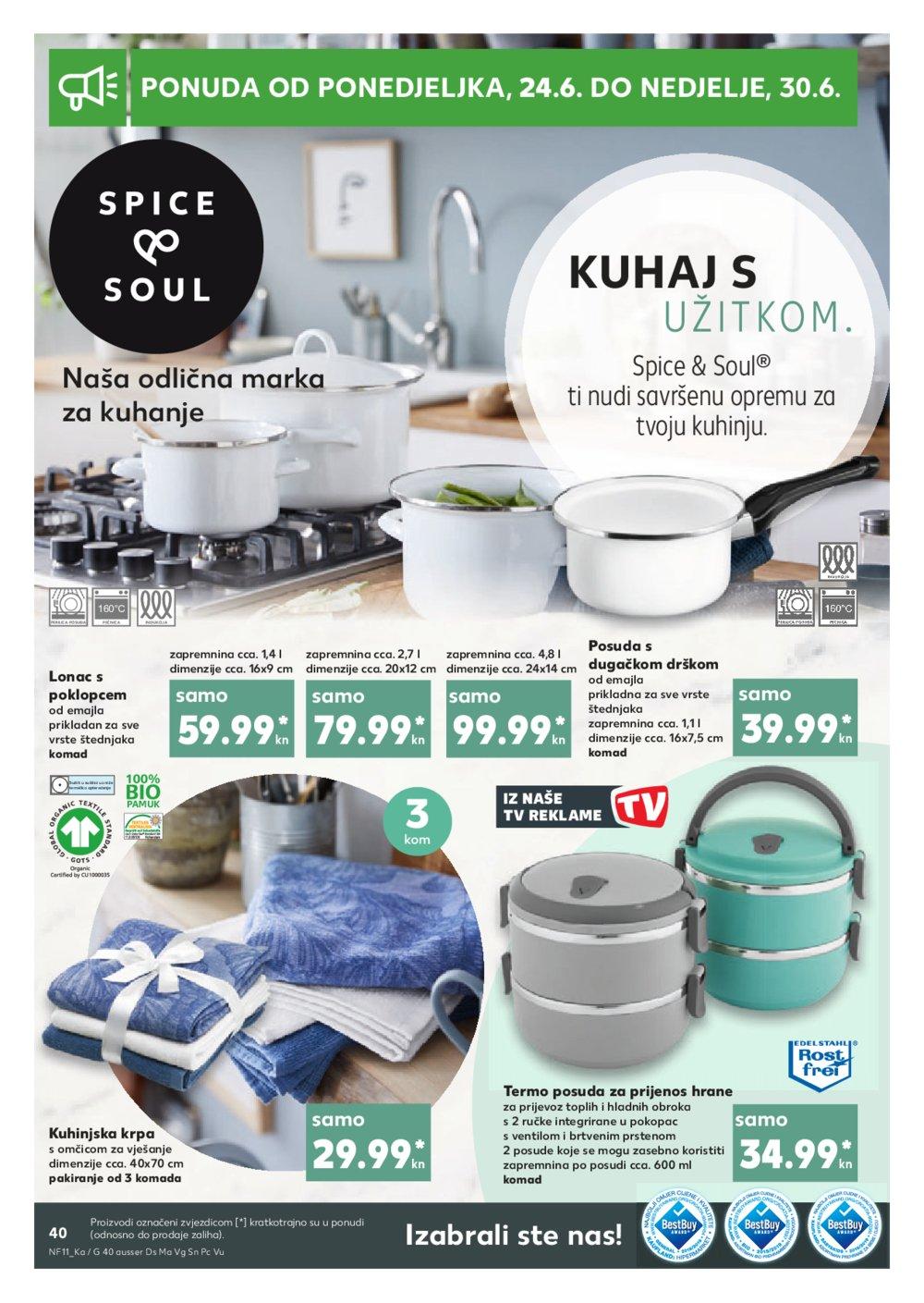 Kaufland katalog Akcija 19.06.-26.06.2019.