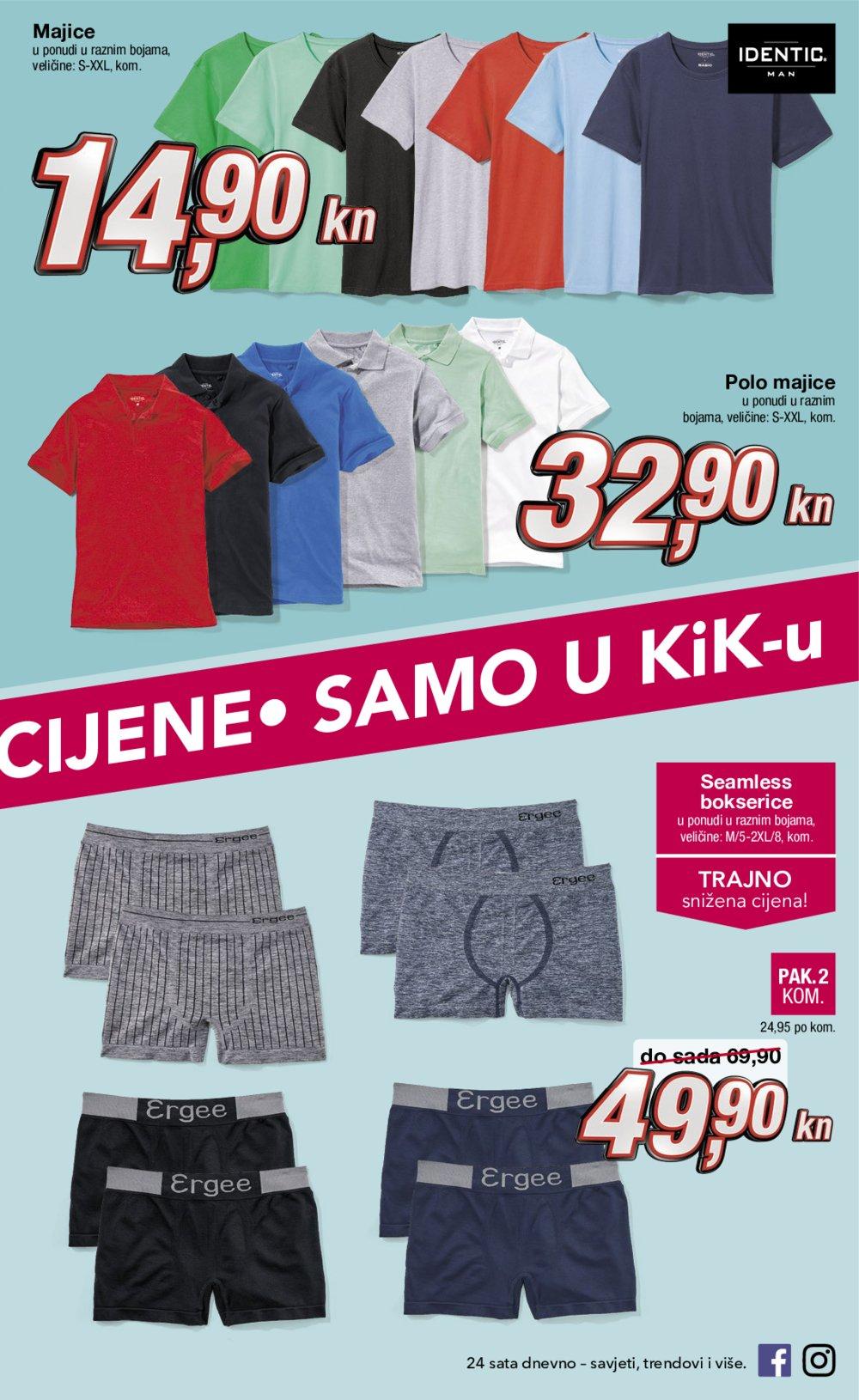 Kik katalog Akcija 03.07.-31.07.2019.