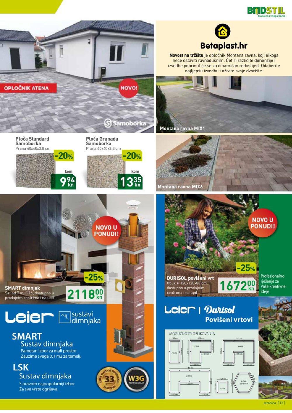 BMD Stil katalog Akcija 08.07.-31.08.2019.