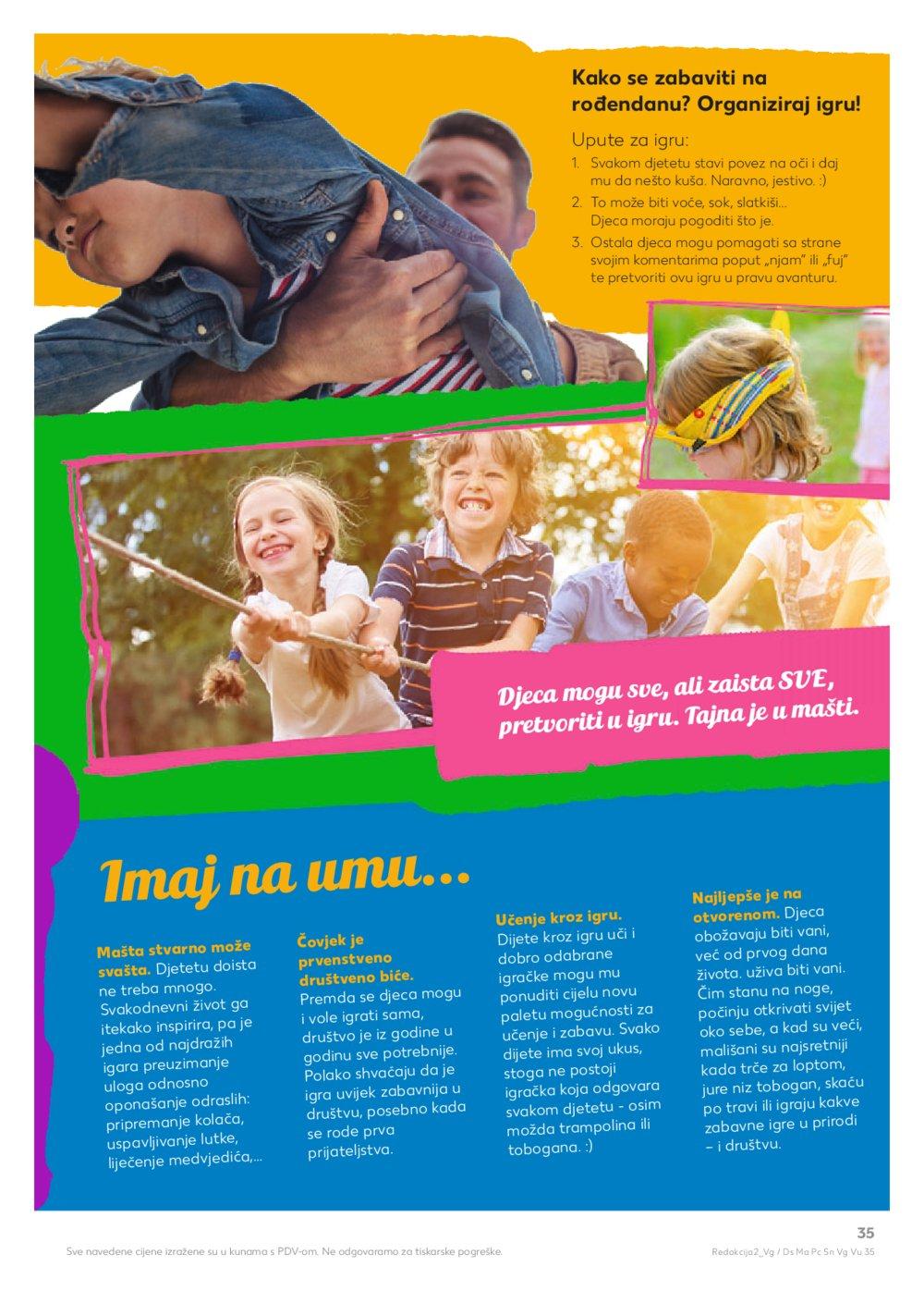 Kaufland katalog Akcija 11.7.-17.7.2019. Ma, Po