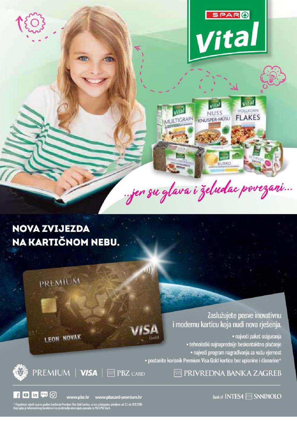Interspar katalog Škola 24.07.-10.09.2019.