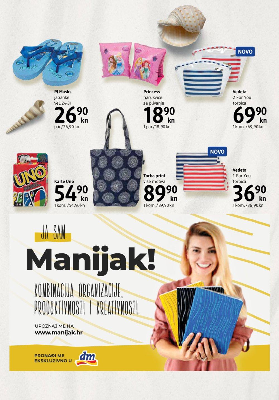 DM katalog Kolovoz 01.08.-15.08.2019.