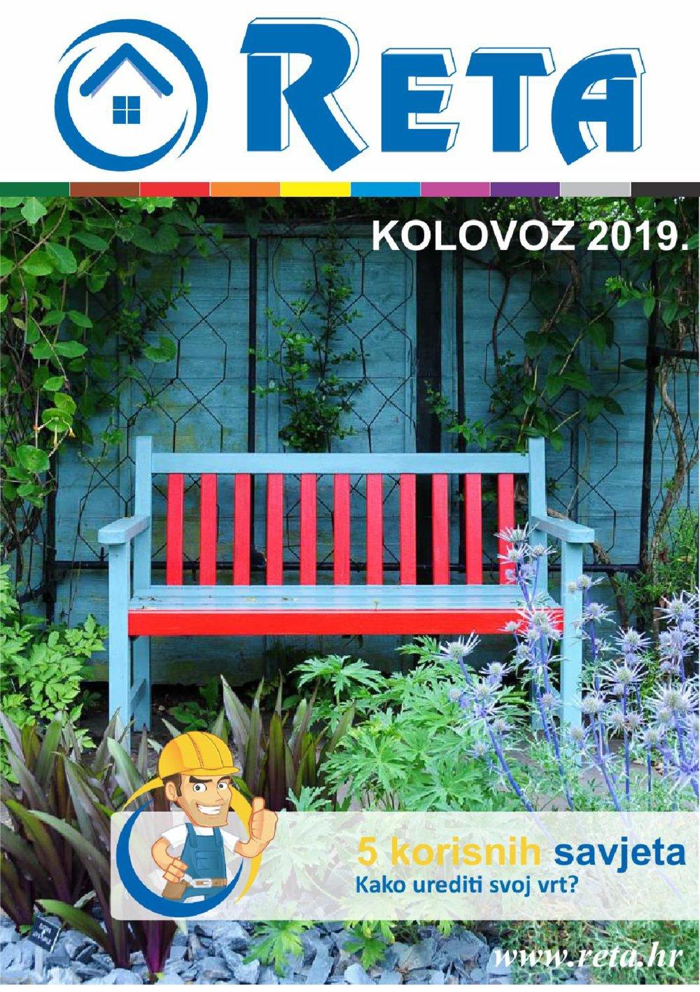 Reta katalog Kolovoz 01.08.-31.08.2019.