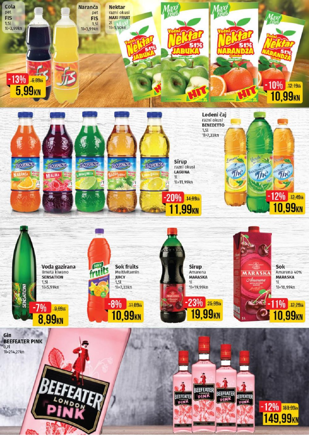 Istarski supermarketi katalog Akcija 12.02.-25.08.2019.