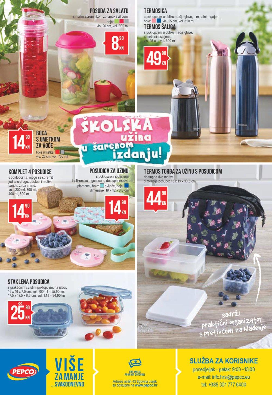 Pepco katalog Sve za školu 08.08.-14.08.2019.