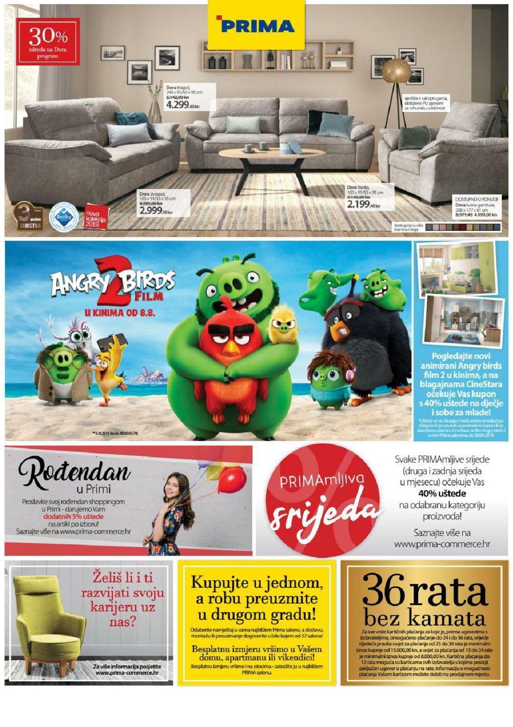 Prima katalog Natrag u školske klupe 14.08.-15.09.2019.