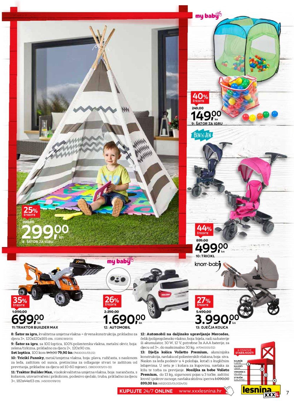 Lesnina katalog Akcija 01.08.-29.08.2019.