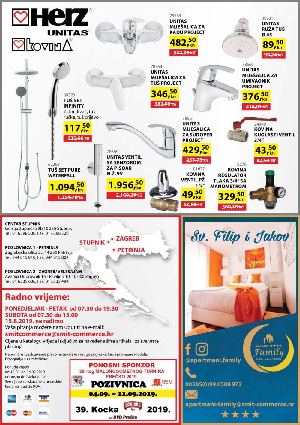 Smit Commerce katalog Akcija 15.08.-14.09.2019.