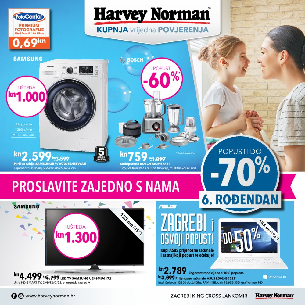Harvey Noraman katalog Akcija 10.10.-16.10.2017.
