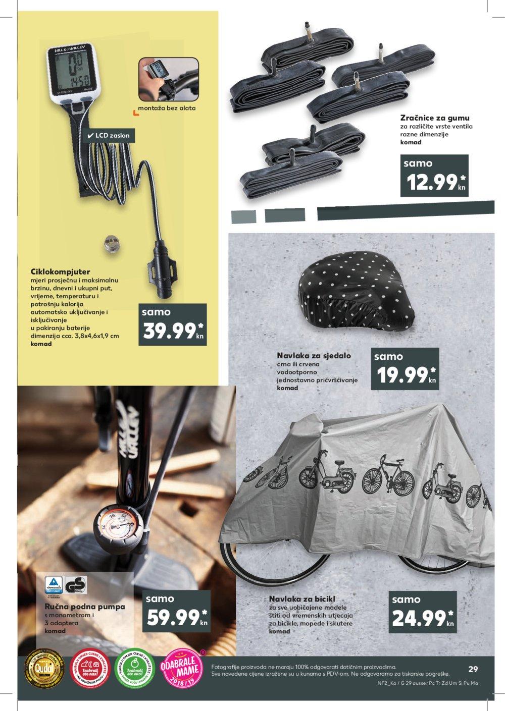 Kaufland katalog Akcija 22.08.-28.08.2019. Dugo Selo Sinj Velika Gorica