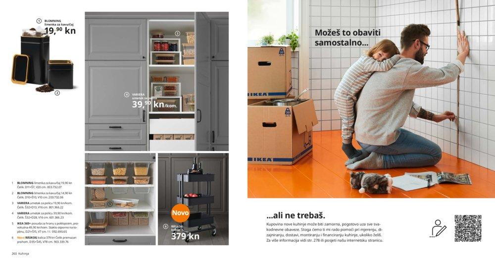 Ikea katalog Akcija 01.09.2019.-30.06.2020.