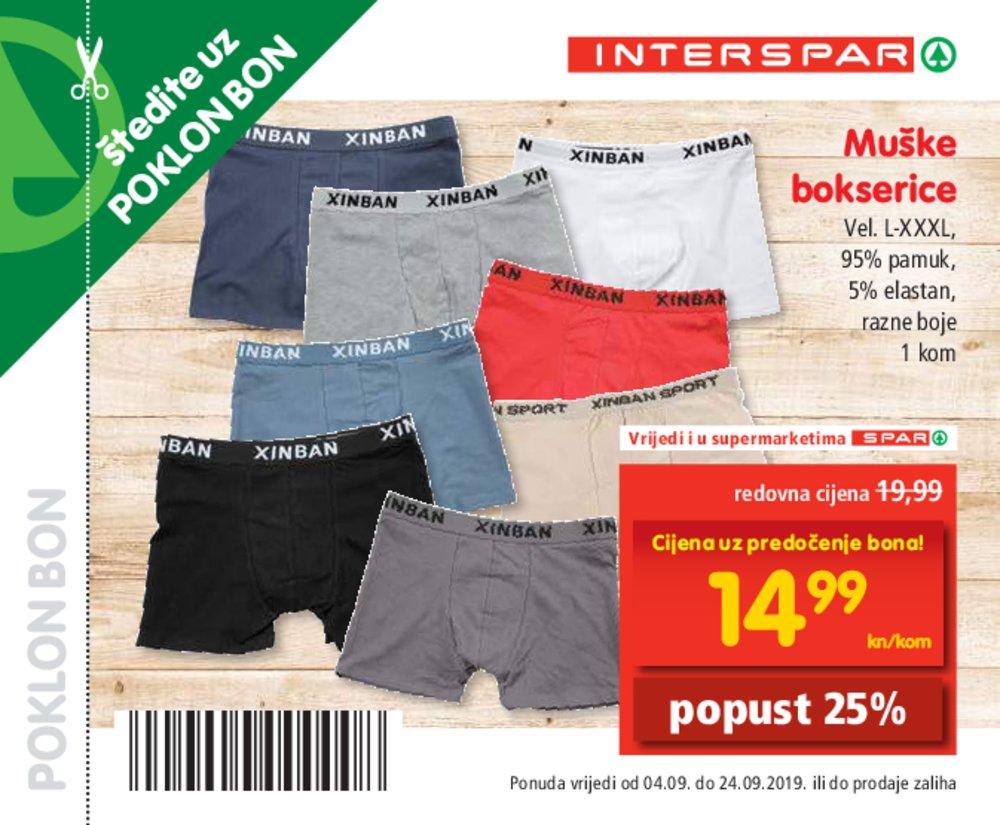 Interspar katalog Bonovi 04.09.-24.09.2019.