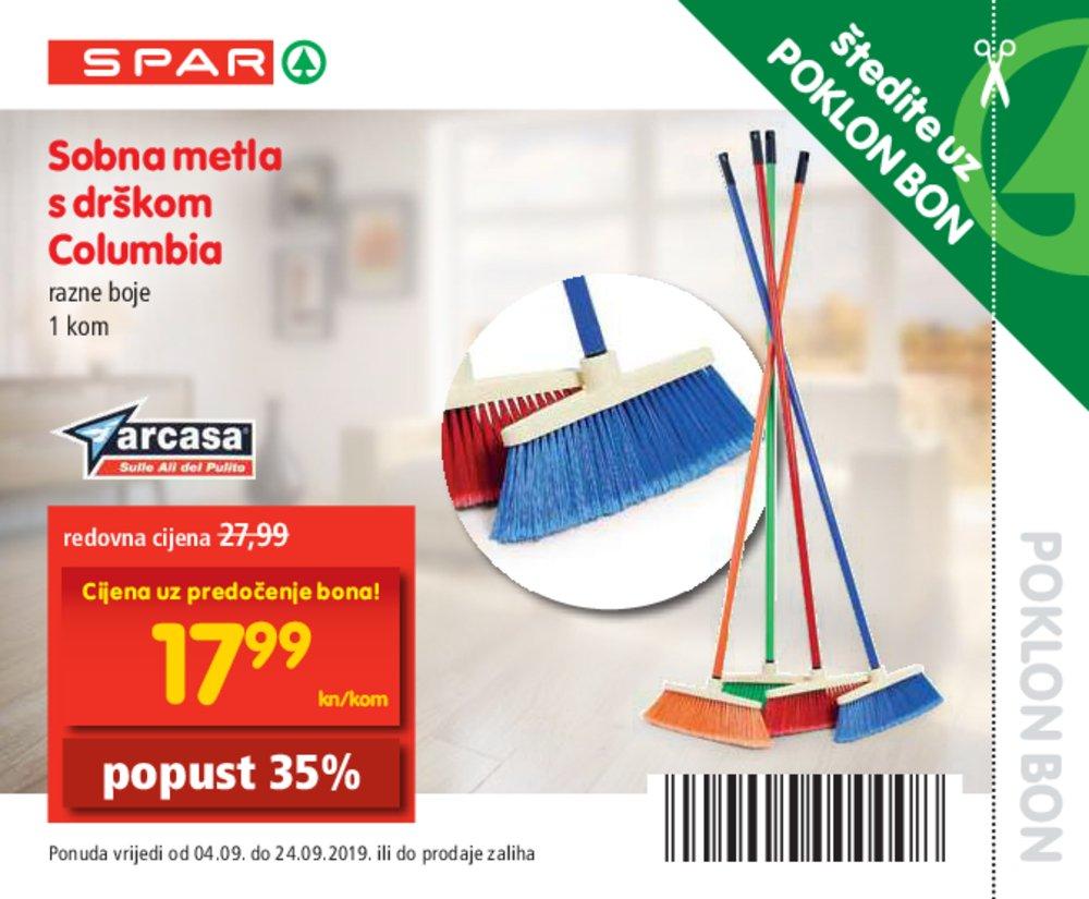 Spar katalog Bonovi 04.09.-24.09.2019.