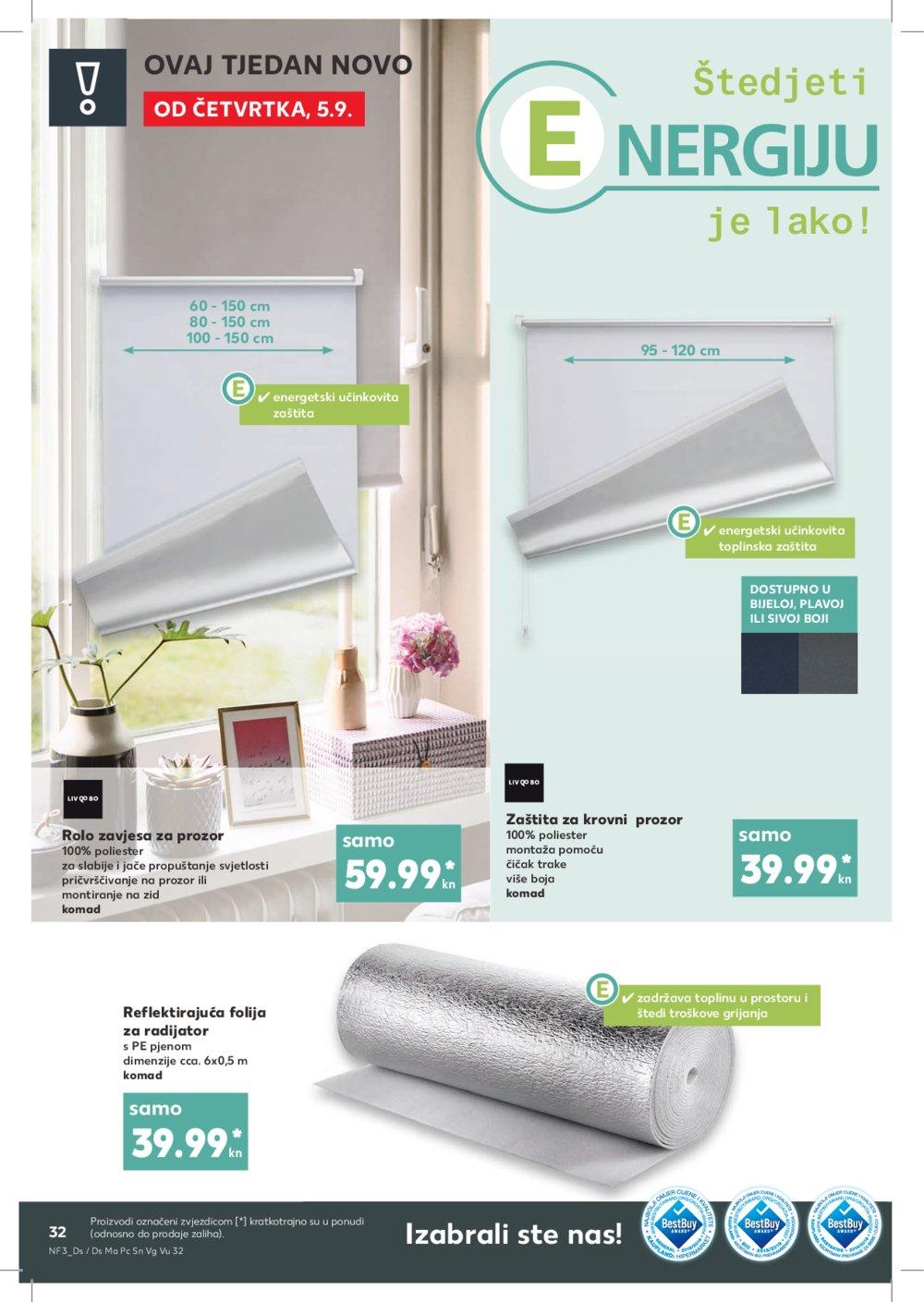 Kaufland katalog Akcija 05.09.-11.09.2019.