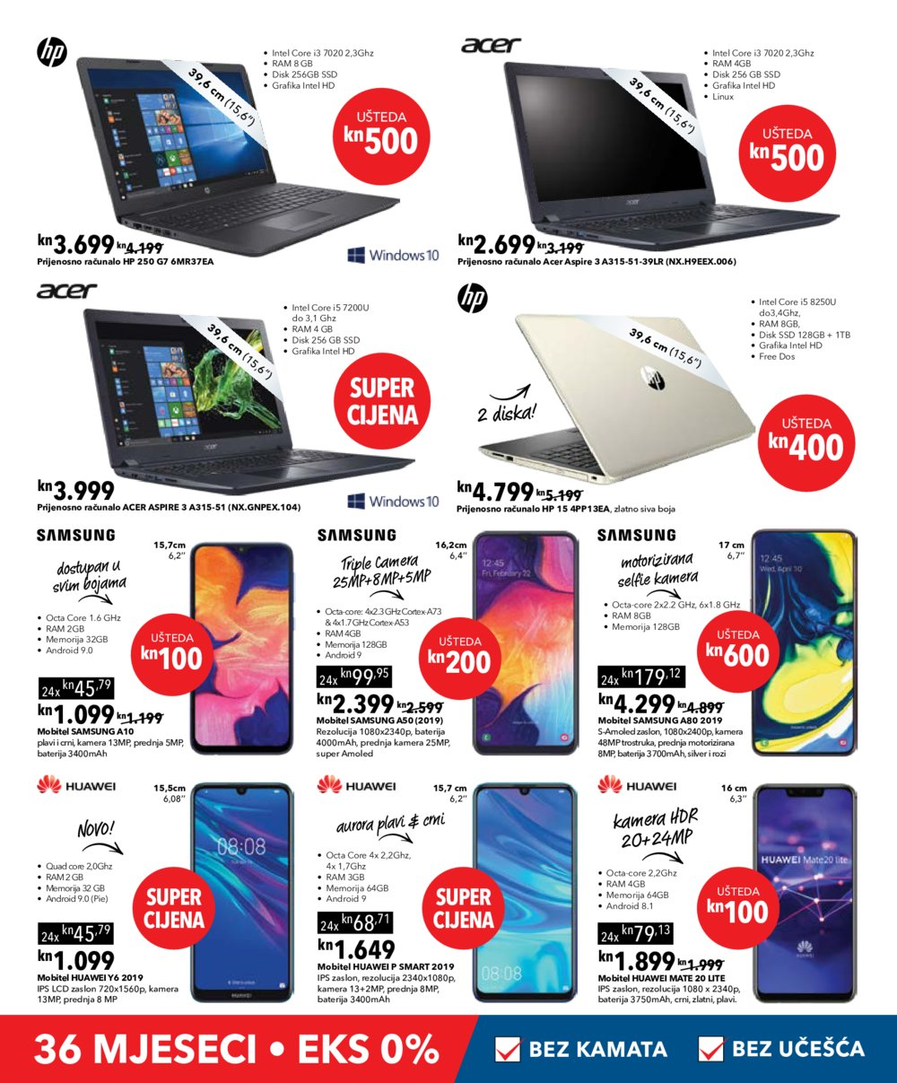 Harvey Norman katalog Akcija 10.09.2019. - 23.09.2019.
